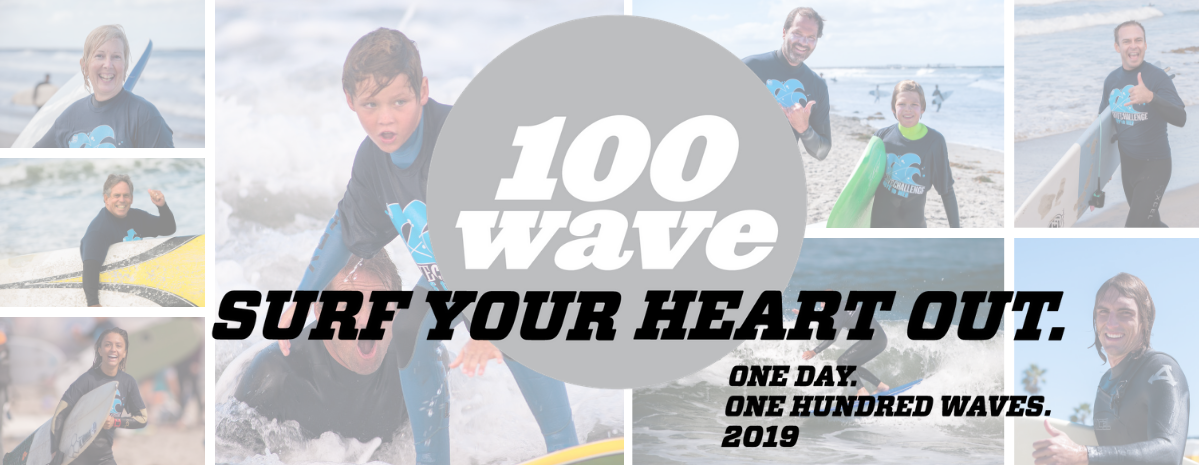 9th Annual 100 Wave Challenge